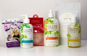 OURS Mothers Day Pamper Mom Products